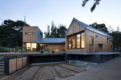 아내를 위해 지은 한옥을 닮은 현대식 주택 - Daum 부동산 커뮤니티