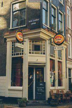 De Reiger, delicious! Jordaan Restaurants, Amsterdam