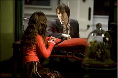 James McAvoy and Christina Ricci in the sweet romantic movie (with a twist), PENELOPE