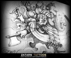 Thailand Tattoo, Thai Style, Tattoos, Art, Thai Tattoo, Art Background, Tatuajes, Thai Decor, Tattoo