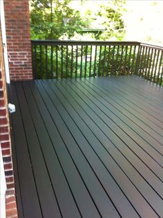Fencing on Pinterest | Stain Colors, Deck Stain Colors and Behr