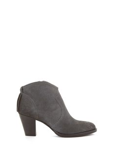 Granite Liza Tassle Boot | Boots | MintVelvet