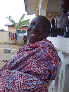 may father in law, father off may wife Jennifer, he died 29.0n May. 2013,  in the age of 104 jears in Accra, Ghana. picture is from 2009. thanks to the meaning