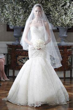 Gergous Sweetheart Lace Wedding Dress Mermaid by Whitesrose