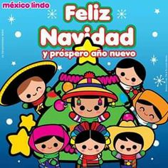 Feliz navidad Christmas Art, Christmas Holidays, Mexican Paintings, Birthday Cards, Happy Birthday, Happy Everything, Cute Memes, All Things Cute, Mexican Art