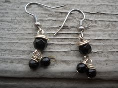 Tres Chic Earrings by DIVAKITTYdesigns on Etsy, ON SALE:$10.00 + FREE SHIPPING