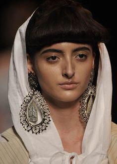 Tear drop earrings #jewelry #earrings