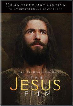 Now Out! Jesus: The Movie (The Jesus Film) on http://www.christianfilmdatabase.com/review/jesus-the-movie-the-jesus-film/