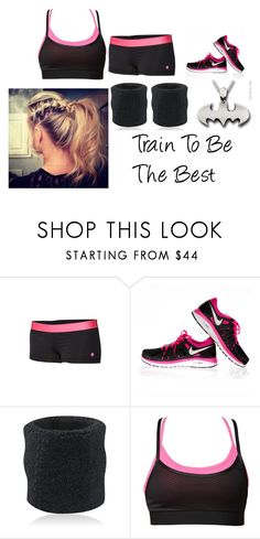 """""""Gymnastics"""" by aj-ambrose-plier ❤ liked on Polyvore featuring Roxy and NIKE"""
