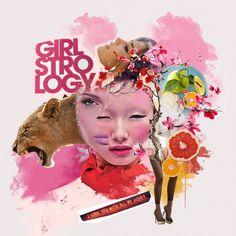 Designspiration — girlstrology - lion - mustafasoydan
