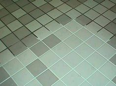 HOMEMADE GROUT CLEANER   Super easy!!!   7 cups water, 1/2 cup baking soda, 1/3 cup lemon juice and 1/4 cup vinegar - throw in a spray bottle and spray your floor, let it sit for a minute or two... then scrub.