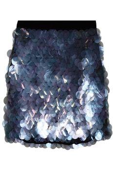 dkny mermaid skirt