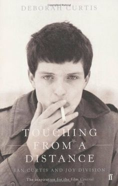 Touching from a Distance: Ian Curtis and Joy Division by Deborah Curtis, http://www.amazon.com/dp/0571239560/ref=cm_sw_r_pi_dp_-cWcqb1FF2CFY
