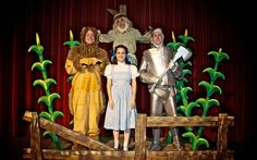 101 best Theatre: Wizard of Oz images on Pinterest | Wizard of oz ...