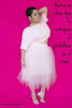 61c5314b677  motivaciones  plusmodamagazine  mercedesllacer  curvygirl  plussize   modatallasgrandes Plus Fashion