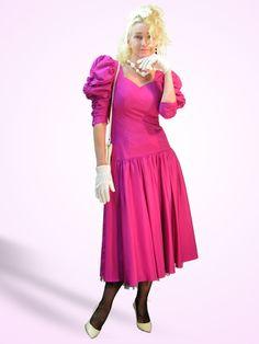 Prom dress costume 09