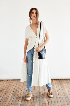Jacinta Midi Dress | Free People
