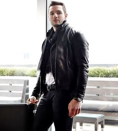 'I'm a student of the game every day – my goal is to learn and improve.'  - Jonathan Bernier for John Varvatos