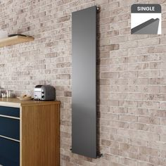 Explore our range of vertical and tall radiators from traditional styles through to contemporary, stylish radiators. Find your ideal radiator today Tall Radiators, Vertical Radiators, Chrome Towel Bar, Radiator Heater, Designer Radiator, Wall Mount, Kitchen Dining, Tall Cabinet Storage, Contemporary