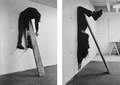 Plank Piece, 1973 Charles Ray