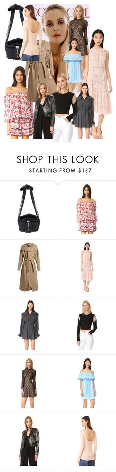 """Splash of Happiness!"" by lalu-papa ❤ liked on Polyvore featuring COVERGIRL, Moschino, Poupette St Barth, Y's by Yohji Yamamoto, Rebecca Taylor, Jacquemus, Opening Ceremony, Alexander Wang, Parker and Yigal AzrouÃ«l"