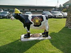 Wisconsin cow