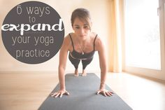 Pin now, read later! How to expand your yoga practice