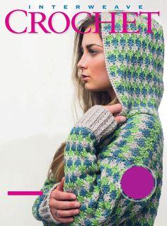 Interweave crochet 2015 Winter Crochet Coat, Crochet Winter, Crochet Books, Crochet For Kids, Free Crochet, Knitting Magazine, Crochet Magazine, Crochet Skirts, Crochet Clothes