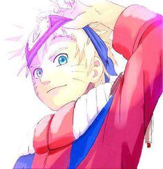 I just love little Naru chan!