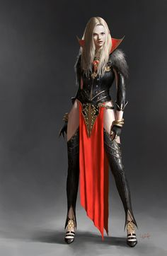 ArtStation - Countess, Jonghwan Lee