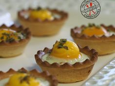 Canapes, Finger Foods, Digital Camera, Muffin, Eggs, Olympus, Breakfast, Desserts, Recipes