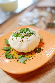 Making Fresh Mozzarella by Ree Drummond / The Pioneer Woman, via Flickr ~T~ This is so good, you will always want fresh, homemade from now own.
