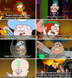 That show was gold