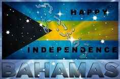 ...proud to be Bahamian
