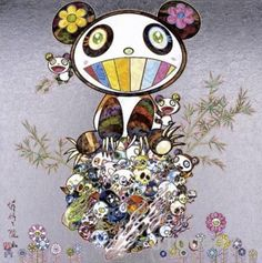 Takashi-Murakami-Panda-Panda-Cubs-2016-NEW-ED-300-DOB-S-N