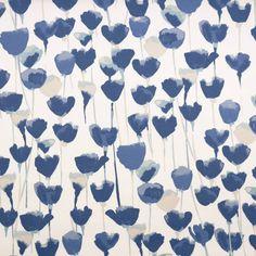 Tulipa Fabric - Capri (7525/05) - Romo Tulipa Fabrics Collection