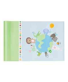 Take a look at this Blue Global Gathering Brag Book by pepper pot on #zulily today!