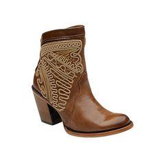Cuadra Damen Western- Cowboystiefel (Kalbsleder) 1Z25VG Lederwaren Damen Stiefel