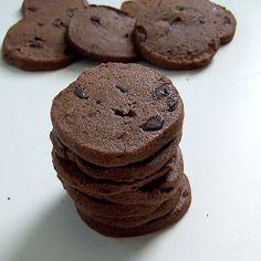 Olla-Podrida: Chocolate Chocolate Chip Cookies