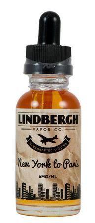 Lindbergh Vapor Co. New York to Paris - MaxeJuice