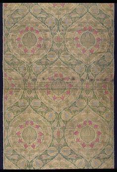 Woven silk      Place of origin:      Turkey (made)     Bursa (city), Turkey (probably, made)     Date:      1550-1600 (made)