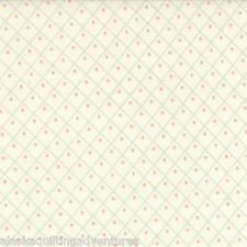 MODA Fabric ~ PRINTEMPS ~ by 3 Sister's (44037 11) Linen - by the 1/2 yard