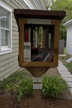 Gladstone, NJ Little Free Library