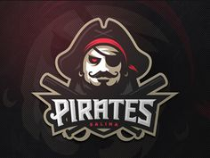 Dribbble - Pirates by Stanislav