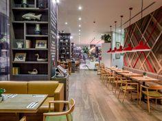 Royal Quarter Cafe - London | Restaurant Review - Zagat