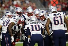 View the best images from the Patriots Week 1 game against the Arizona Cardinals at University of Phoenix Stadium on Sunday, September 11, 2016.
