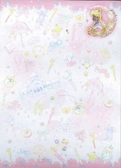 Sailor Moon Wallpaper, Stationary Supplies, Sanrio, Manga Anime, Bullet Journal, Lettering, Journalling, Diy Stuff, Screens