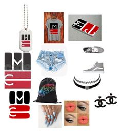 """Going to MAGCON"" by duhitzarianna ❤ liked on Polyvore featuring Runwaydreamz, Vans and Charlotte Russe"