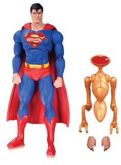 DC Collectibles: DC Comics Icons - Superman The Man of Steel Action Figure