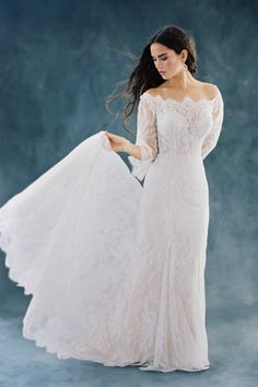 Beautiful Allure Bridal Wilderly Collection! #sponsored